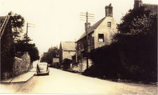 Kiveton Lane to Red Lion 1950