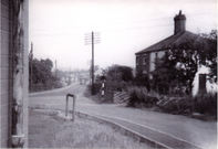 Old Cottages Kiveton Lane 1963