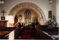 Todwick Church Interior 1994