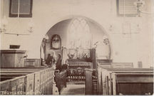 Todwick church interior 1933